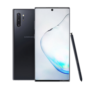 Samsung Galaxy Note10+ mobile phone