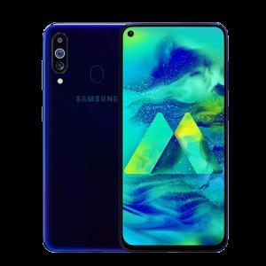 Samsung Galaxy M40 mobile phone