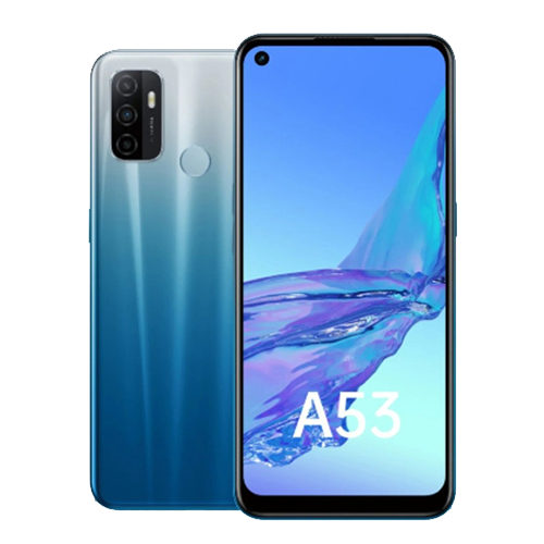 oppo A53 mobile phone