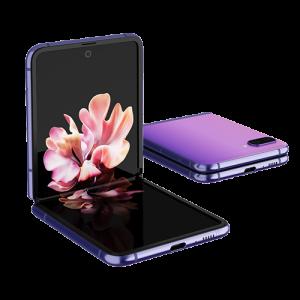 Samsung Galaxy Z Flip mobile phone