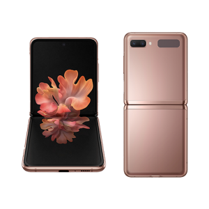 Samsung Galaxy Z Flip 5G mobile phone