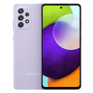 Samsung Galaxy A52 mobile phone